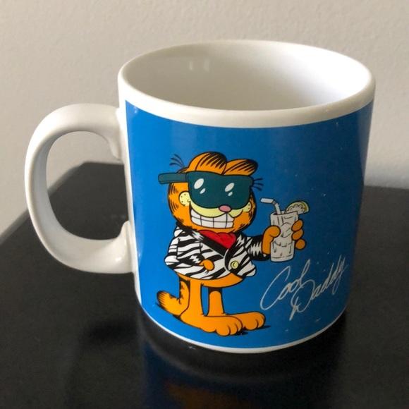 Garfield coffee mug
